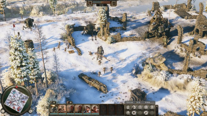 Iron Harvest Deluxe Edition screenshot 1