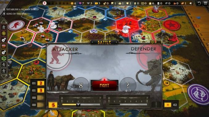 Scythe: Digital Edition screenshot 2