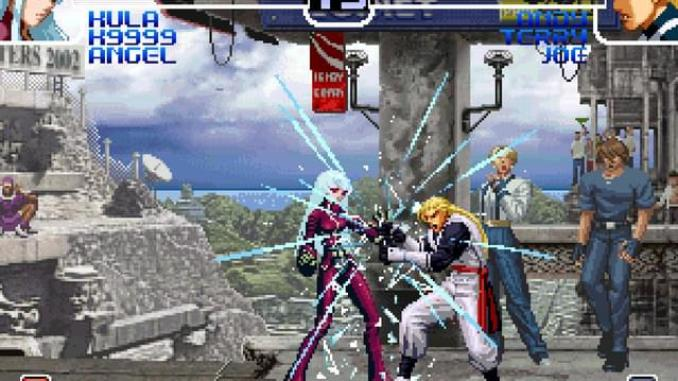 The King of Fighters 2002 screenshot 1