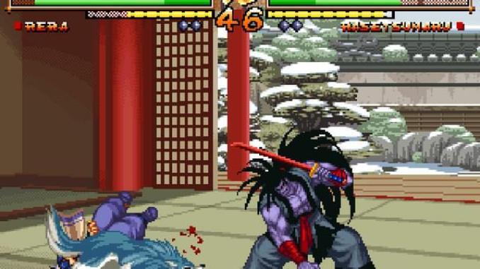 Samurai Shodown V screenshot 3