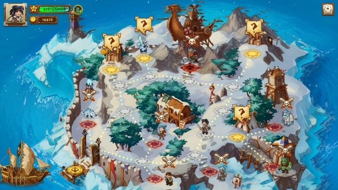 Braveland Pirate screenshot 2