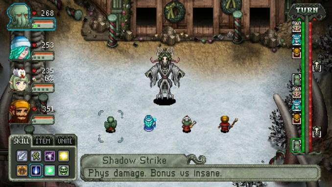Cthulhu Saves Christmas screenshot 2