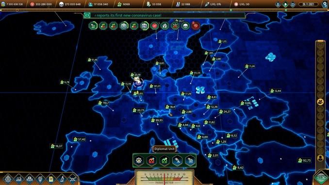 COVID: The Outbreak screenshot 3