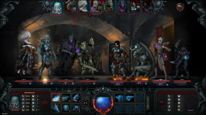 Iratus: Lord of the Dead screenshot 2