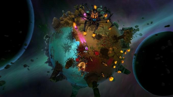 Battle Planet - Judgement Day screenshot 3