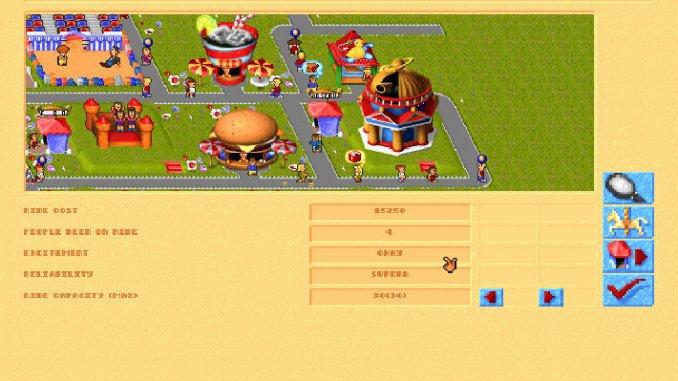 Theme Park screenshot 2