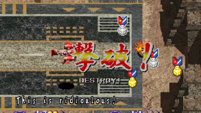 IRONCLAD (1996) screenshot 2