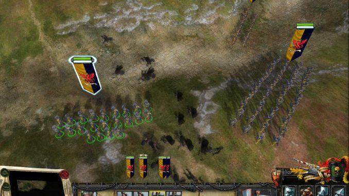 Warhammer: Mark of Chaos - Gold Edition screenshot 3