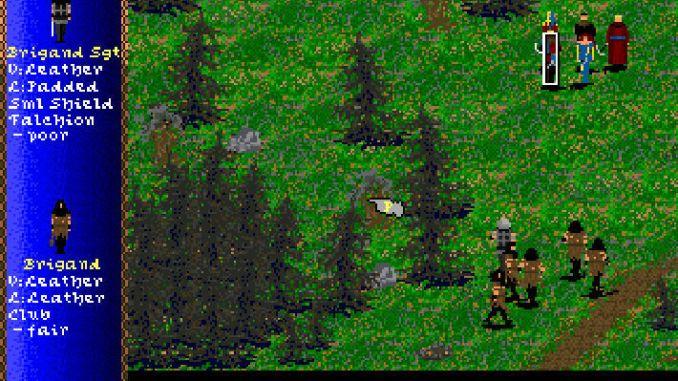 Darklands screenshot 2