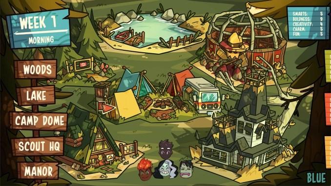 Monster Prom 2: Monster Camp screenshot 3