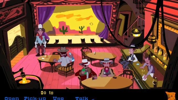 Fenimore Fillmore: 3 Skulls of the Toltecs screenshot 3