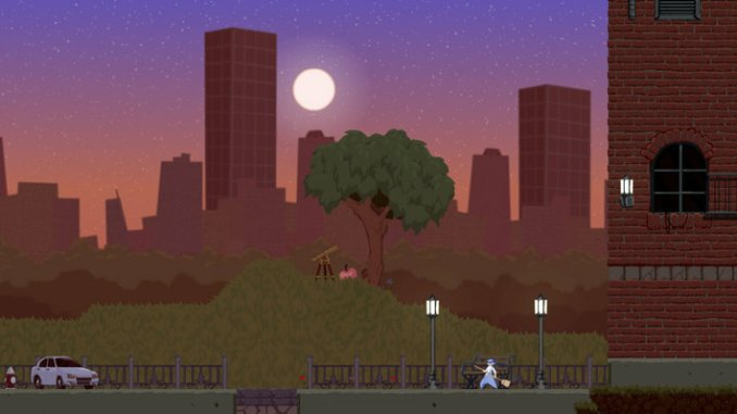 Dustforce DX screenshot 2