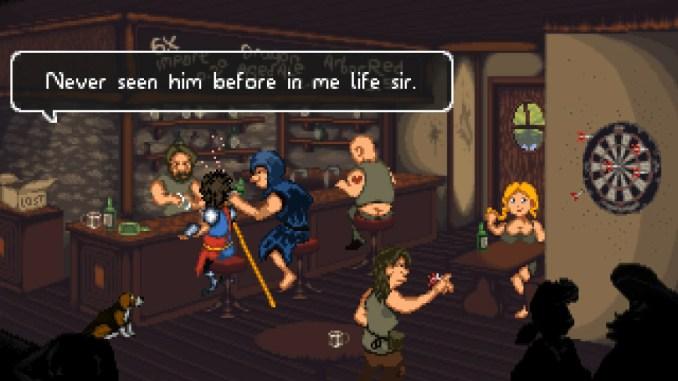 Guard Duty screenshot 1