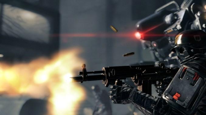Wolfenstein: The New Order screenshot 1