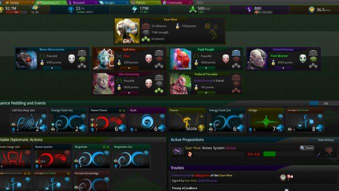 Star Ruler 2 screenshot 1