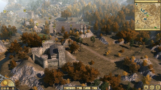 Eisenwald: Blood of November screenshot 2