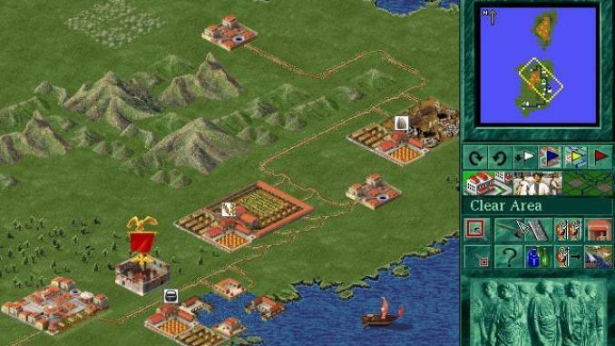 Caesar II screenshot 2