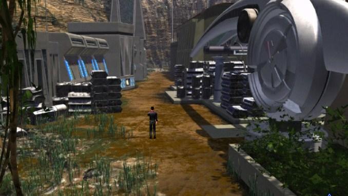 Star Trek: Hidden Evil screenshot 3