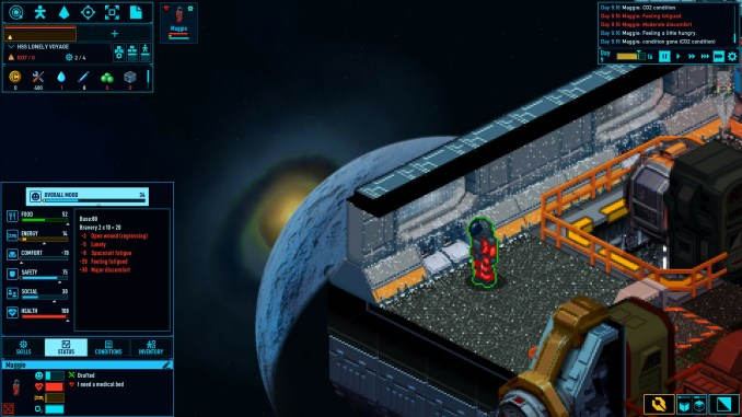 Space Haven screenshot 1