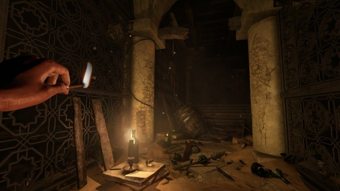 Amnesia: Rebirth screenshot 1
