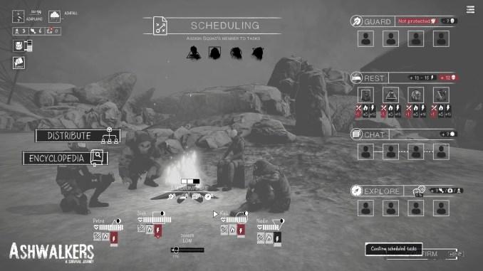Ashwalkers screenshot 1