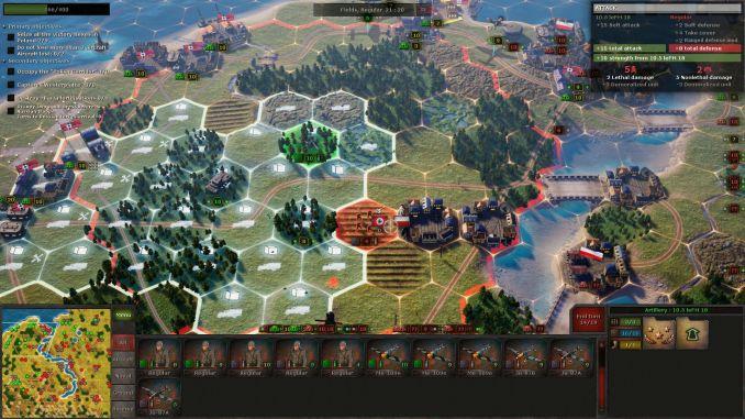 Strategic Mind: Blitzkrieg screenshot 1