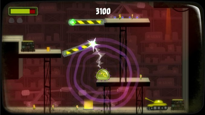 Tales From Space: Mutant Blobs Attack screenshot 3