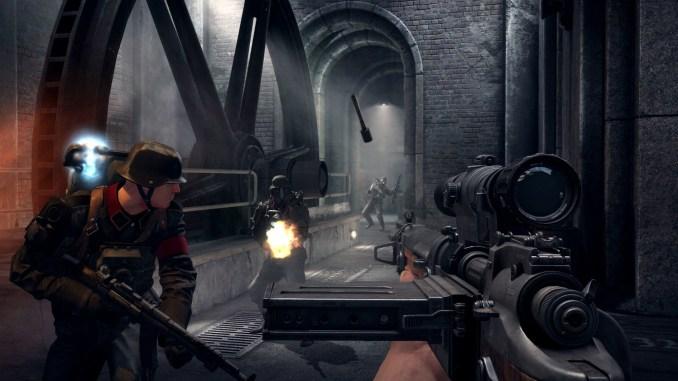 Wolfenstein: The Old Blood screenshot 2