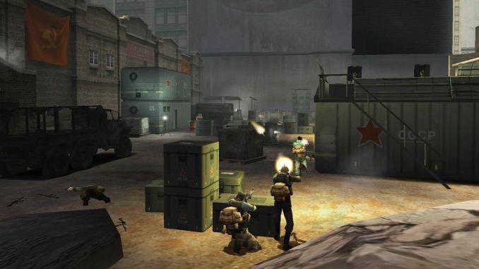 Freedom Fighters screenshot 3