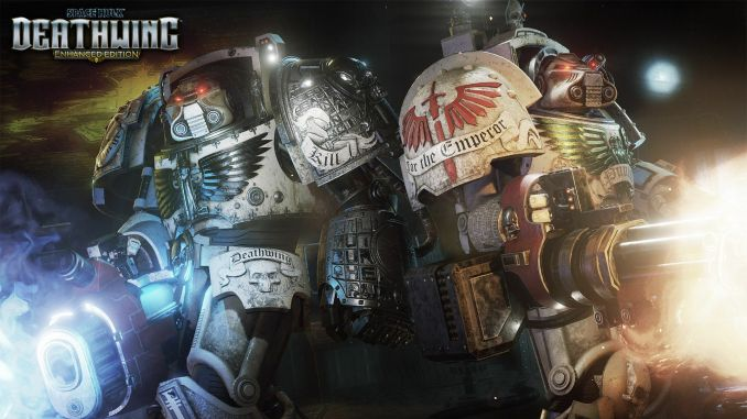 Space Hulk: Deathwing Enhanced Edition Deluxe screenshot 1