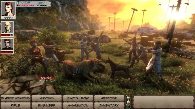 Dead Age 2 screenshot 1