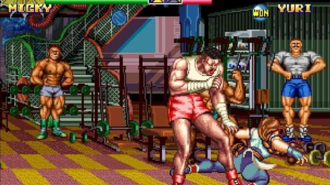 Art of Fighting 2 screenshot 3