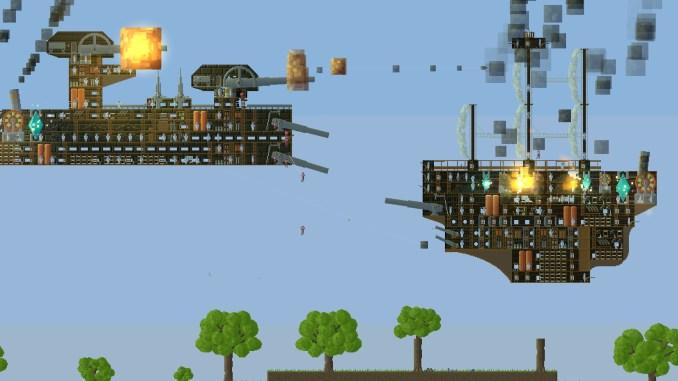 Airships: Conquer the Skies screenshot 2