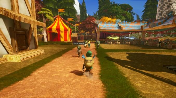Dwarrows screenshot 2