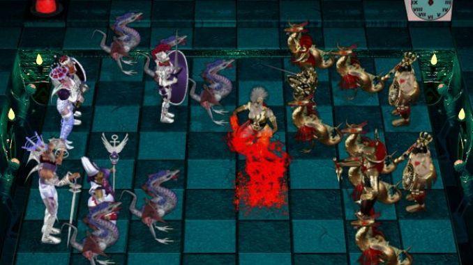 Combat Chess screenshot 2