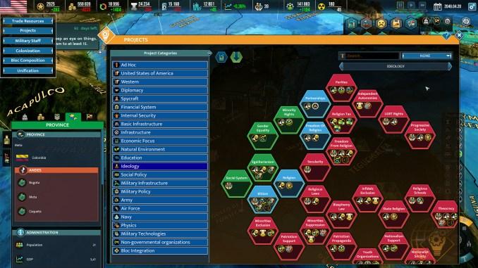 Realpolitiks II screenshot 2