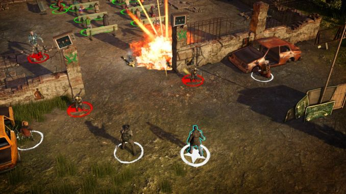Wasteland 2 Director's Cut Digital Deluxe Edition screenshot 1