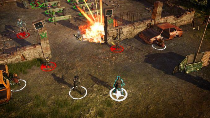 Wasteland 2 Director's Cut Digital Deluxe Edition screenshot 1