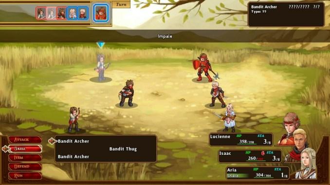 Celestian Tales: Old North screenshot 1