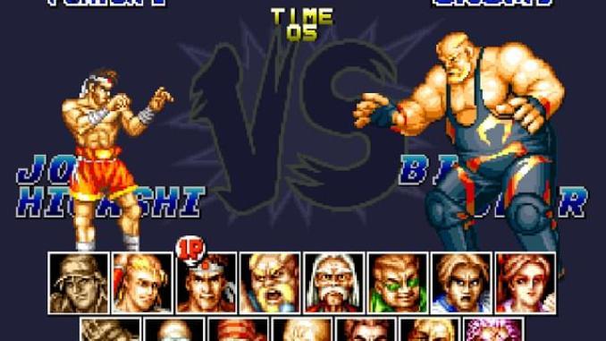 Fatal Fury Special screenshot 2