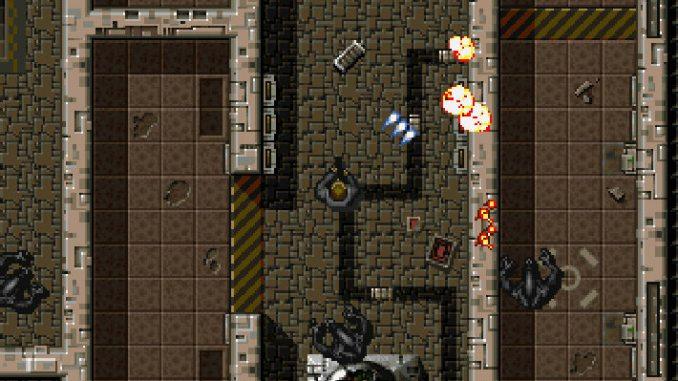 Alien Breed + Tower Assault screenshot 1