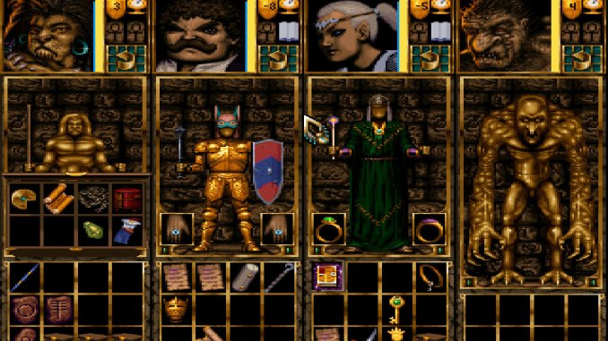 Dungeons & Dragons: Ravenloft Series screenshot 1
