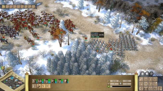 Praetorians - HD Remaster screenshot 3