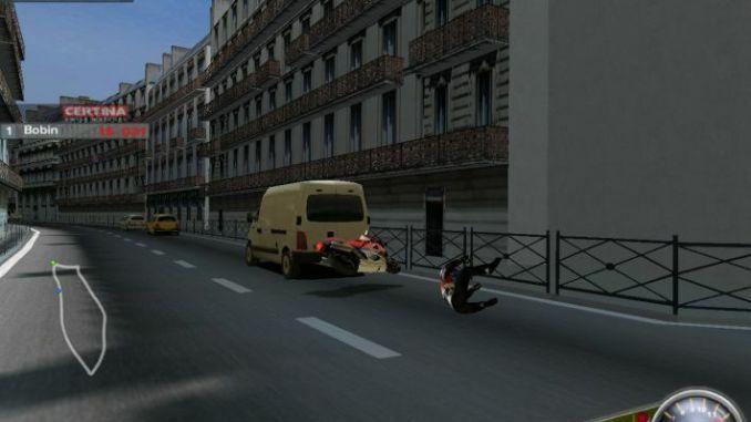 Moto Racer 3 Gold Edition screenshot 1