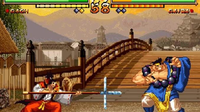 Samurai Shodown V screenshot 1