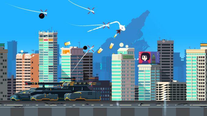 Jet Lancer screenshot 1