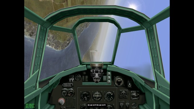 European Air War screenshot 1