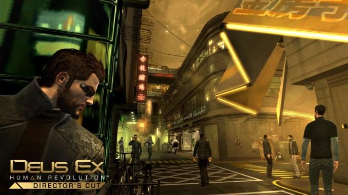 Deus Ex: Human Revolution - Director's Cut screenshot 2
