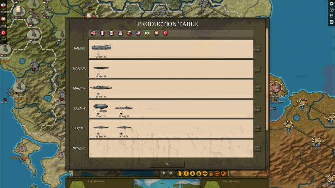 Strategic Command: World War I screenshot 3