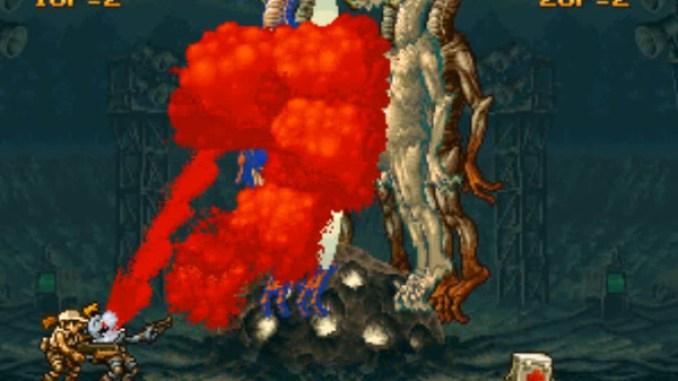 Metal Slug 3 screenshot 3